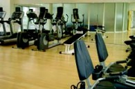 Shibaura Island Fitness Center