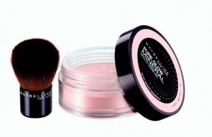 Maybelline mineral-based finishing powder