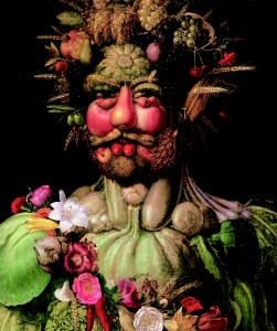 Vertumnus / Vegetable Man