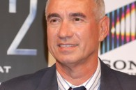 Director Roland Emmerich, here promoting the science fiction film 2012