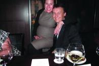 Allianz president Michael Maicher and his wife Eva 7. Helen Hatt and Alicia Lorvo