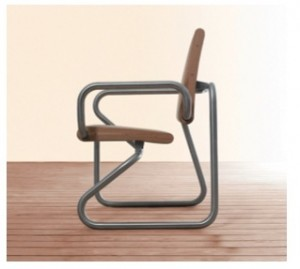 Chair in Max Longin