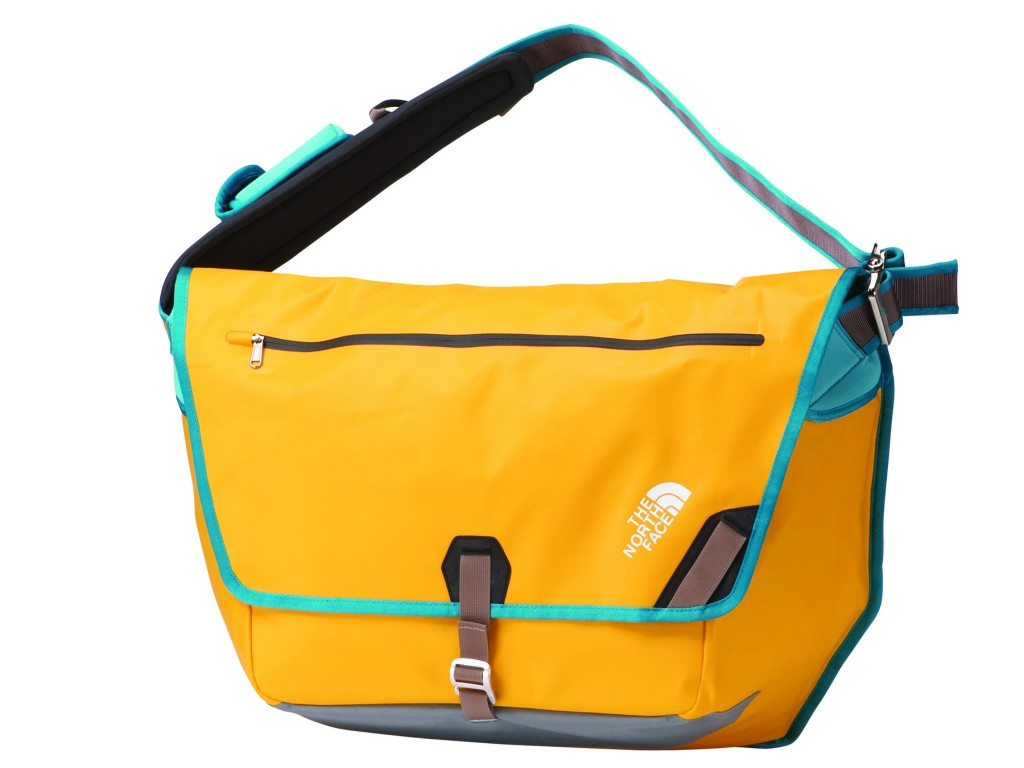 'Hex' messenger bag by North Face