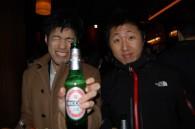 Kazuhiro Ishida and Yoshinori Kawamura of McCann Erickson