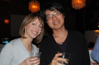Bethan Kushida and Aki Nakayasu of Santa Fe Relocations