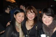 Pam Thai, Kyoko Kanamori, and Mitsuko Matsuda