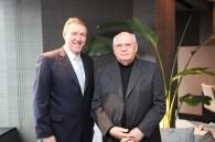 Stuart-Fergus-with-Mikhail-Gorbachev-Westin