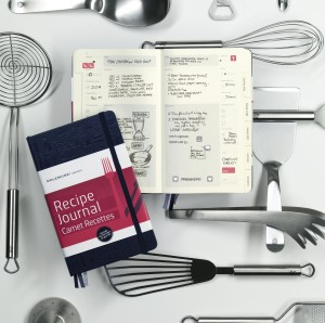 Moleskine, Recipe Journal