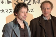 Matthieu Amalric and Arnaud Desplechin