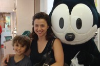 Felix the Cat, Jane Quinn, and her son Tommy