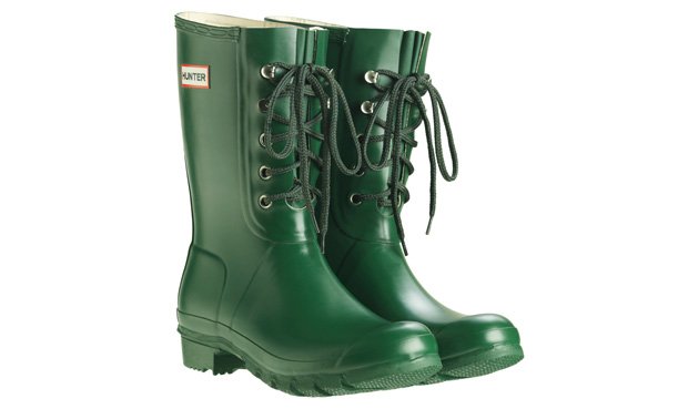 Hunter Wellies boots