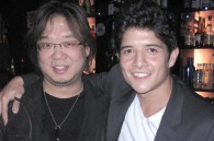 Estate Towa's Shin Kawamoto and actor Jon Foo