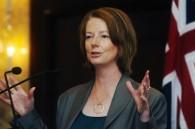 Australia votes in first female Prime Minister