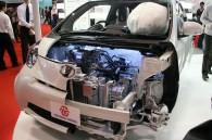 Toyota iQ 2010's Greenest Car
