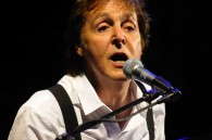 McCartney serenades Michelle Obama