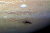 "Pacific-sized ""Bruise"" spotted on Jupiter"