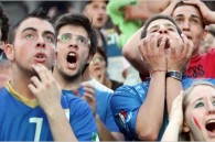 Defending champions Italy out of World Cup after 3-2 loss to Slovakia