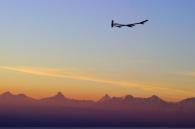 Solar powered plane lands safely in Switzerland