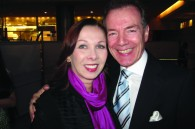 Peninsula Hotel GM Malcolm Thompson and his wife Roxanne