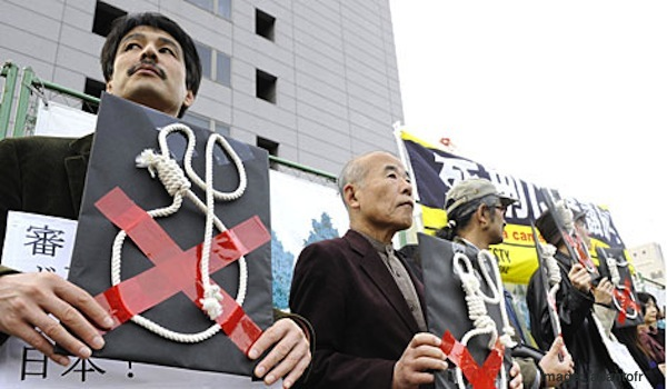 Japan Hangs Two Convicted Killers