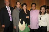 Richard Miller, Enrique Olives, Jen Mariano, Danilo Lim, and Makiko Okazawa