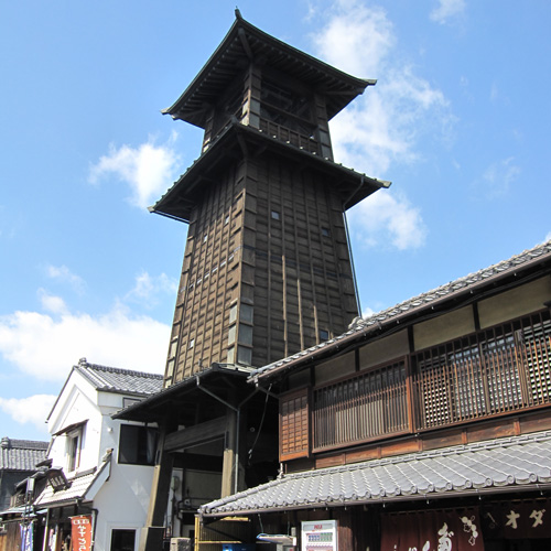 Toki no Kane bell tower