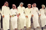 Saudi Arabia's national day celebration at the Imperial Hotel