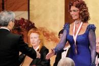 Sophia Loren receives the Praemium Imperiale