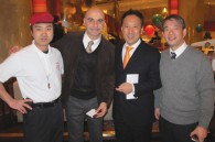 The 13th Annual Orphans'  International Christmas Tree  Party at the Hilton Tokyo