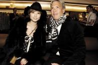 Robert Duffy and Megumi
