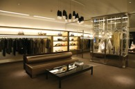 The flagship Marc Jacobs store at 5-3-27 Minami-Aoyama in Tokyo ((03) 6418-1188)
