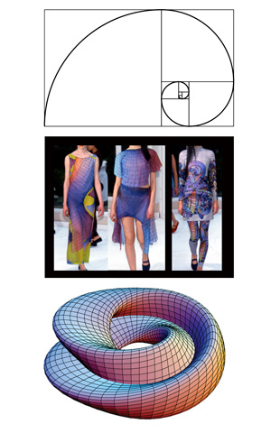 Mathematics and clothes