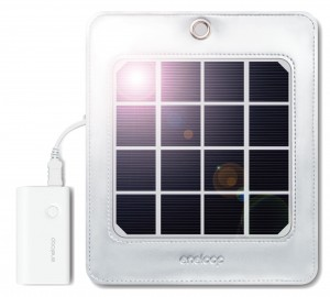 MoMA, Eneloop solar charger