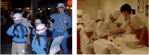 Kids Get Jobs in Kidzania