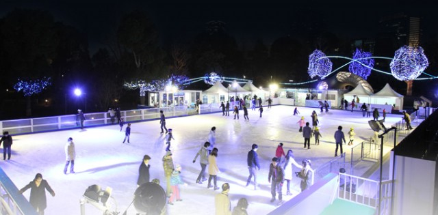 Hit the Ice with Diners Club