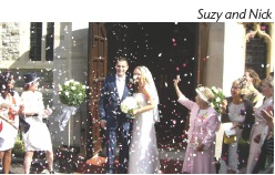 Wedding of Suzy and Nick