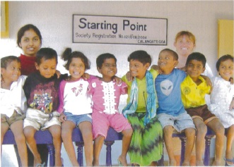 Children of Starting Point