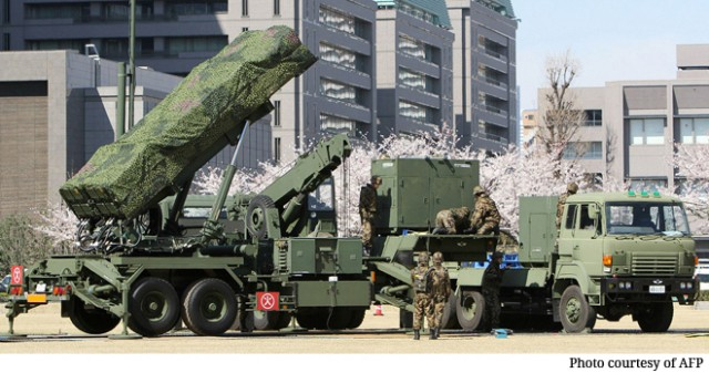 JAPAN-NKOREA-MISSILE-SPACE