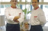 Claudio Sadler and Andrea Tranchero