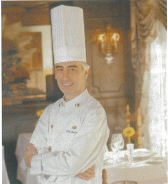 RSF's Chef Virgilio Baldi
