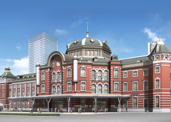 The Tokyo Station Hotel600