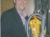 Gordon Thorn, Chairman of Dyson Japan
