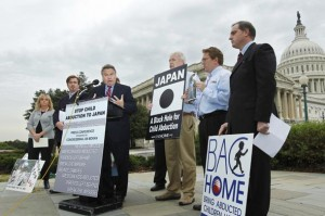 Conference in the US with relatives of abducted children