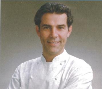 Les Saison's chef Thierry Voisin