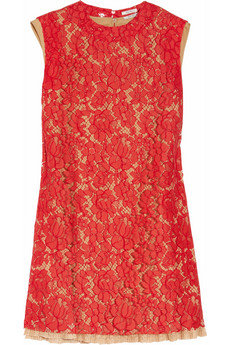 Lace summer dress by Miu Miu