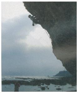Overhang at Gushichan