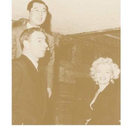 tokyoweekender_Joe DiMaggio and Marilyn Monroe