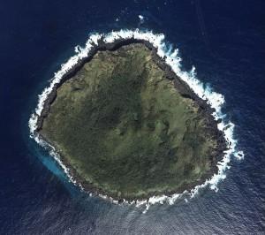Kubajima of Senkaku Islands from 1978