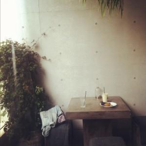 Cafe Nomu outdoor