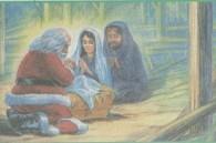 tokyoweekender_Santa and Jesus